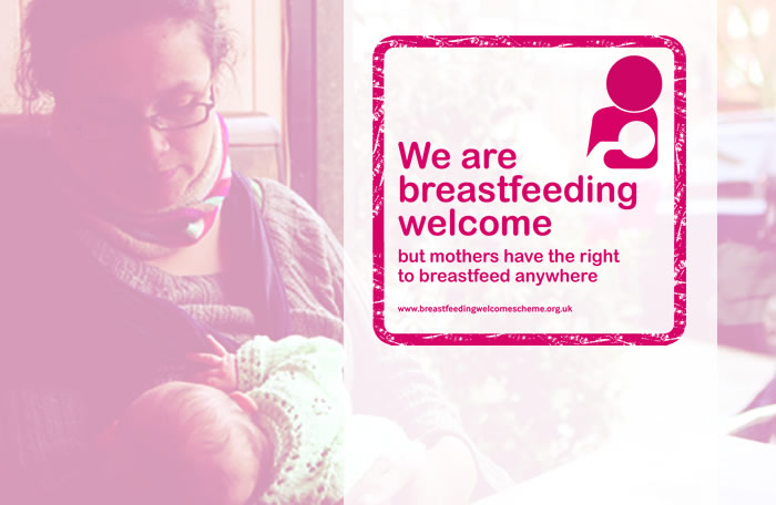 Report highlights Breastfeeding Welcome Scheme