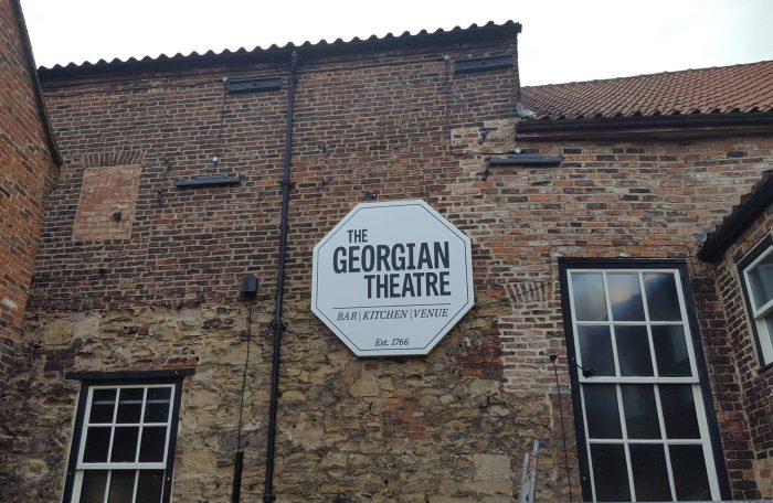 The Georgian Theatre